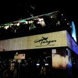 Photo taken at Hangar Lounge by Doug M. on 11/18/2012