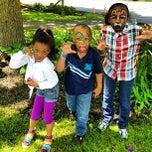 Photo taken at Greenspring Montessori School by Kie E. on 5/4/2013