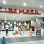 Photo taken at Cinemark by Alexandra C. on 10/5/2013