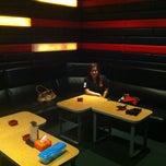 Photo taken at Red Box Karaoke by ELON® on 10/17/2012