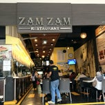 Photo taken at Zam Zam Restaurant by Syakirin S. on 10/6/2012