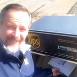 Photo taken at UPS Drop Box by MisterMike202 on 2/13/2013