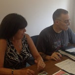 Photo taken at Plymouth County Registry Of Deeds-Brockton by Lenny H. on 8/22/2013