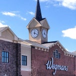 Photo taken at Wegmans by Tim Y. on 3/23/2013