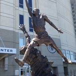 Photo taken at United Center by Bianca S. on 5/24/2013