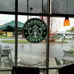 Photo taken at Starbucks by Robyn S. on 10/30/2012