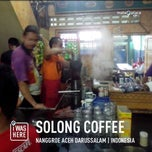 Photo taken at Solong Coffee by Iwan R. on 5/19/2013