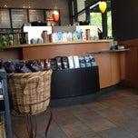 Photo taken at Starbucks by Steve G. on 9/18/2013
