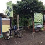 Photo taken at Wisata Anyar Mangrove (WAM) by Eko B. on 12/24/2014