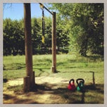 Photo taken at parco Stacchini by Roberto R. on 7/30/2013