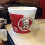Photo taken at KFC by James W. on 9/14/2013