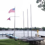 Photo taken at Spring Lake Yacht Club by Lisa Rose S. on 5/26/2013