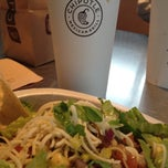 Photo taken at Chipotle Mexican Grill by Rose D. on 4/18/2013