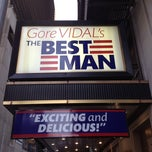 Photo taken at THE BEST MAN on Broadway by Sergio N. on 7/25/2012