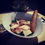 Photo taken at Heidi's Restaurant Kunstgenuss by Anastasia L. on 5/6/2012