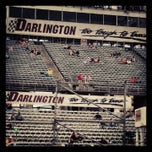 Photo taken at Darlington Raceway by Todd C. on 5/12/2012