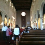 Photo taken at Saint Joseph Cathedral by Barbra B. on 7/31/2011