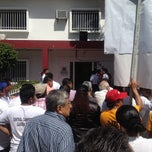 Photo taken at IEPC [Instituto Electoral y de Participación Ciudadana de Tabasco] by Sebastián D. on 7/8/2012
