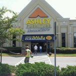 Photo Taken At Ashley Furniture Homestore By Gregory D On 8 10 2012