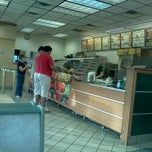 Photo taken at Subway by david h. on 8/3/2011