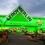 Photo taken at Leroy Merlin by Galeno S. on 12/5/2011