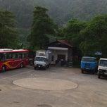 Photo taken at Bến xe khách Chiêm Hoá by 5 B. on 7/29/2011