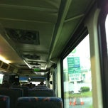 Photo taken at NJ Transit Bus 197 by Artem Z. on 5/1/2012