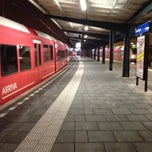 Photo taken at Spoor 6a by Robert S. on 12/7/2011