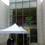 Photo taken at eBay North Town Hall Building 12 by William M. on 3/24/2012
