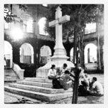 Photo taken at PUC-SP Campus Monte Alegre by Bruna V. on 3/6/2012