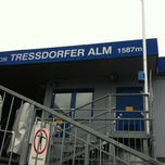 Photo taken at Station Tressdorfer Alm by Corina H. on 4/15/2012