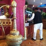 Photo taken at Taj Mahal Palace | Khalidiyah by Ahmed A. on 2/23/2012