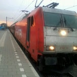 Photo taken at Intercity Direct Breda - Amsterdam Centraal by Lesley E. S. on 8/13/2012