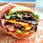 Photo taken at Super Duper Burger by Jacob S. on 8/17/2012