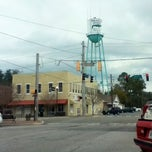Photo taken at Folkston Georgia by Ericka S. on 2/11/2012