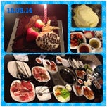 Photo taken at Blue Garden Korean BBQ Restaurant by Kimmie T. on 3/13/2014