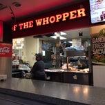 Photo taken at Burger King by Stephen H. on 11/14/2013