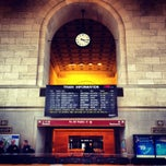 Photo taken at New Haven Union Station by Stephen H. on 5/13/2013
