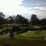 Photo taken at Broadmoor Golf Links by Scott B. on 10/4/2012