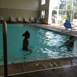 Photo taken at ClubHouse Inn & Suites Westmont by Justina G. on 7/24/2013