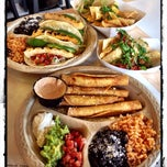 Photo taken at Baja Fresh Mexican Grill by Vanessa G. on 10/29/2013