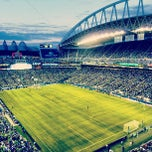Photo taken at CenturyLink Field by Chris B. on 6/9/2013