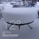 Photo taken at City of Rochester by Jennifer C. on 1/3/2014
