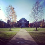 Photo taken at Syracuse University Quad by Katelyn B. on 11/6/2012