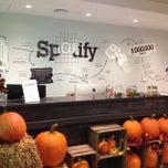 Photo taken at Spotify by Dmitry S. on 10/18/2013