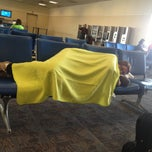 Photo taken at Concourse C by Brandon H. on 3/4/2013