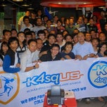 Photo taken at Kaskus Network Office by Jumper K4SQUS (. on 11/9/2012