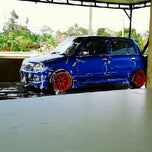 Photo taken at Azeez Car Wash by Syukri B. on 7/27/2013