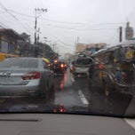 Photo taken at Dr. Sixto Antonio Ave by Jean C. on 9/15/2013