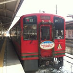 Photo taken at 東武日光駅 (Tobu-Nikko Sta.) by nice_nature on 1/21/2013